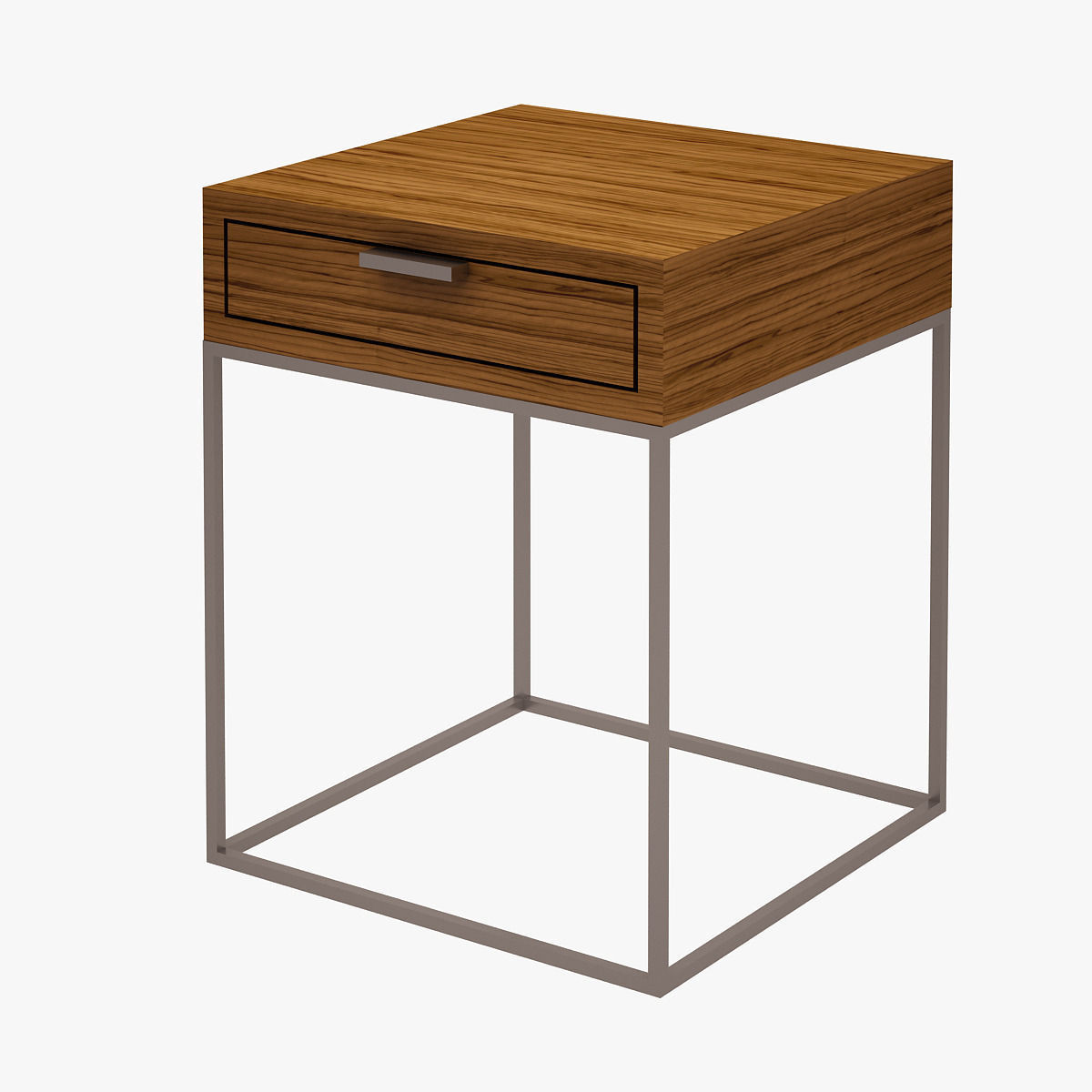 Oscar coffee table zanotta 3d model game ready max obj for Table zanotta