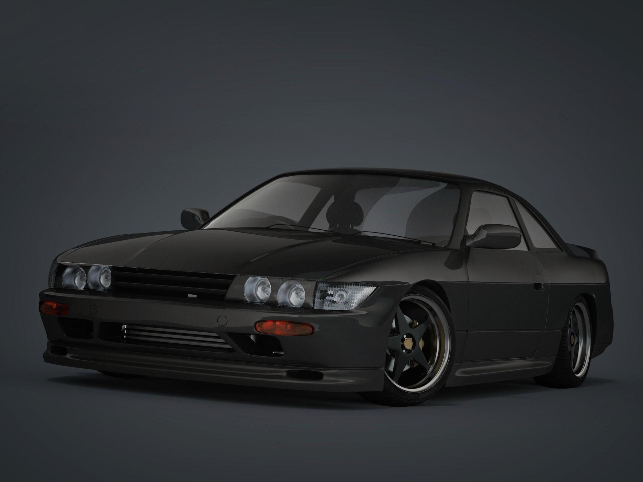 Nissan Silvia S13 1994