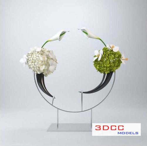 decorative crafts 3d model max 1