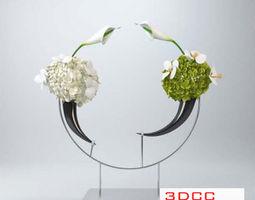 Decorative Crafts 3D Model