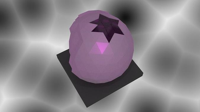 spherical vase 3d model dae 1