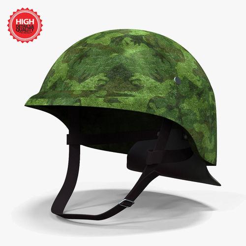 Military Helmet3D model