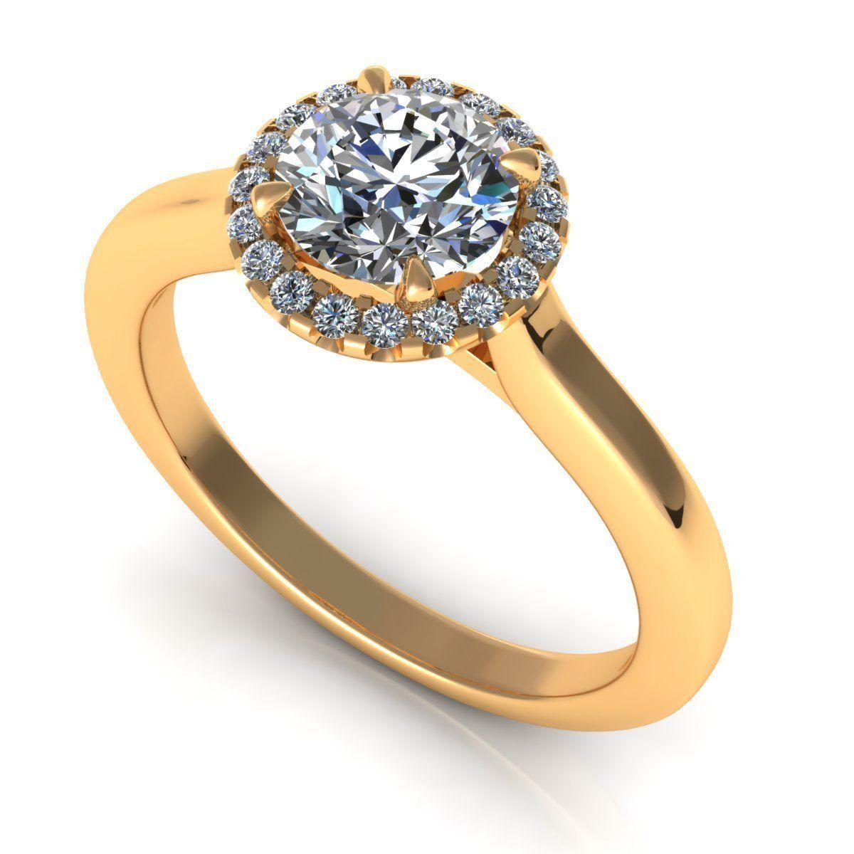 Rings For Female 3D Model 3D Printable .stl