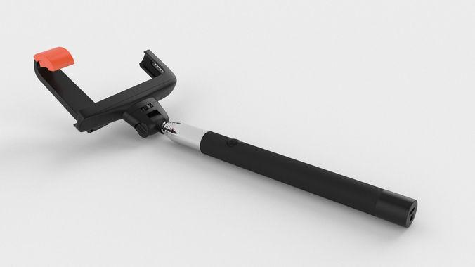 Selfie Stick Monopod3D model