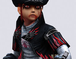 3DRT - Wicked Twins Elfboys 3D Model