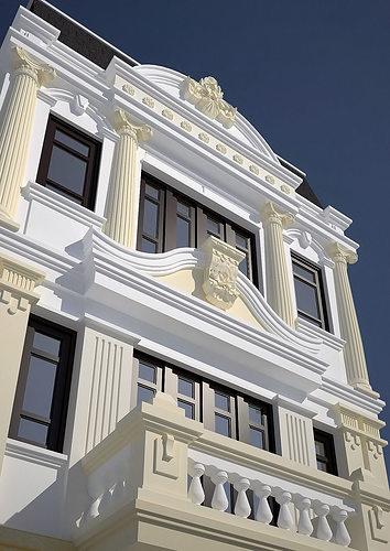Exterior: Classic House 02 3D Model MAX