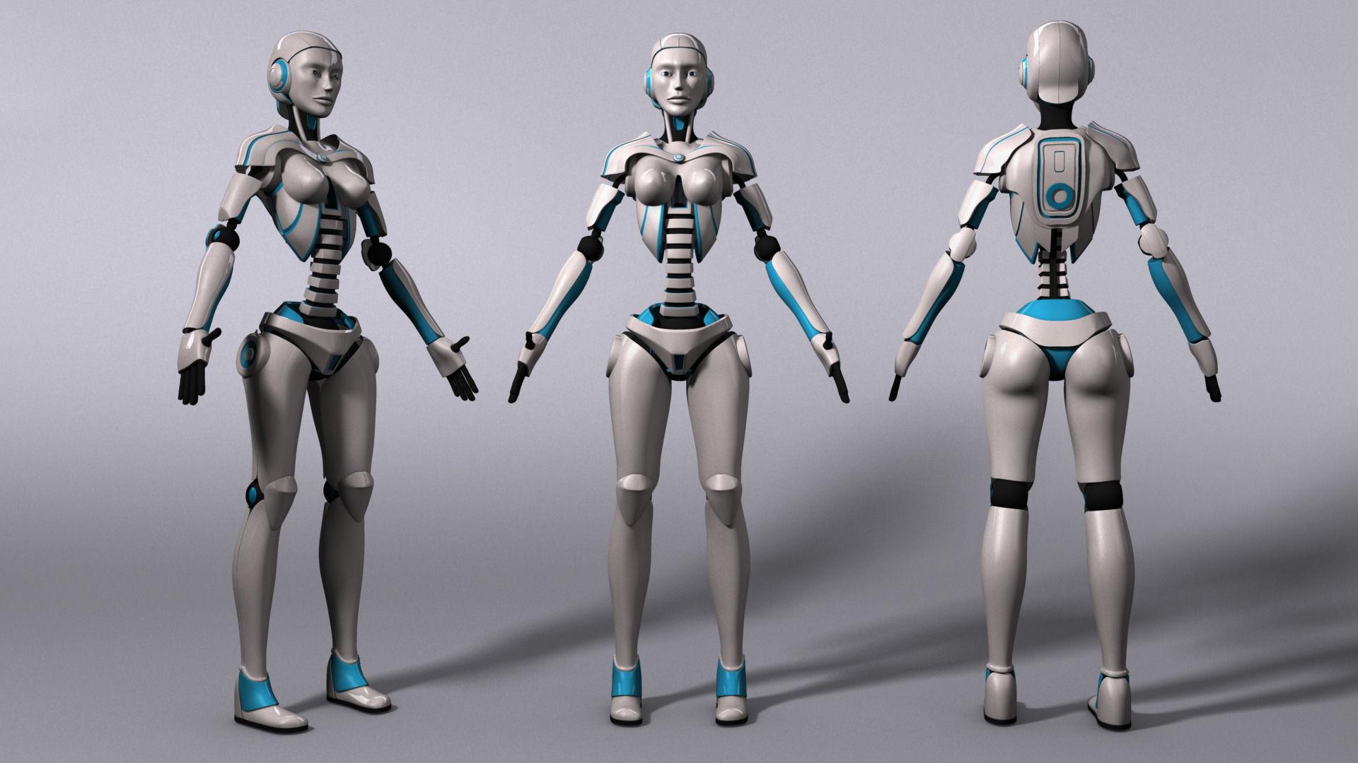 Realistic robot simulation