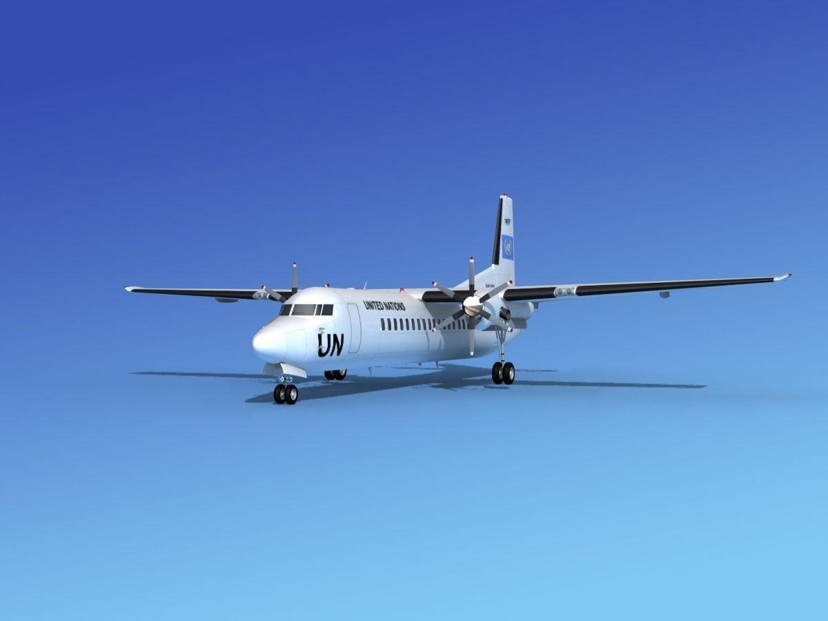 Fokker 50 UN