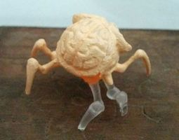 3D printable model Brain Bug