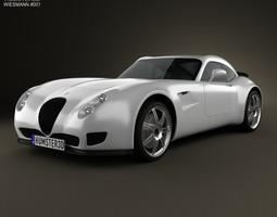 3D Wiesmann GT MF5 2011