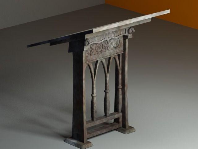 Magic Table3D model