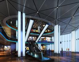 3D HQV Shopping Center