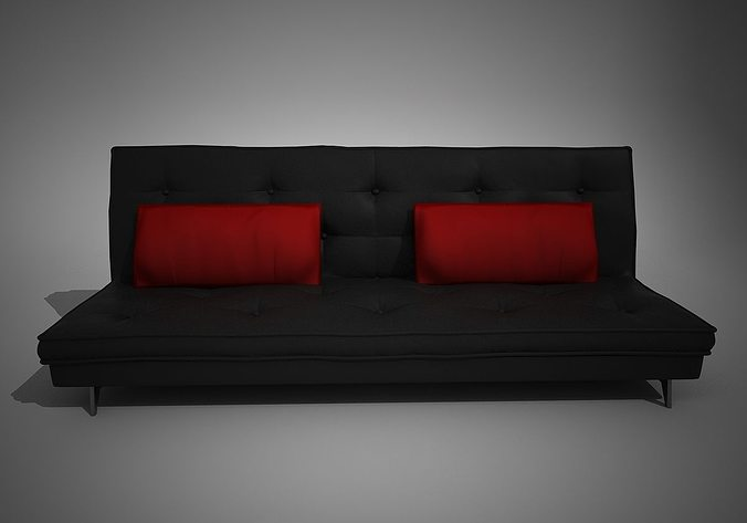 Sofa nomade express fsl002 3d model cgtrader for Divan xpress