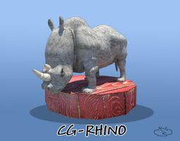 3d model cg rhino