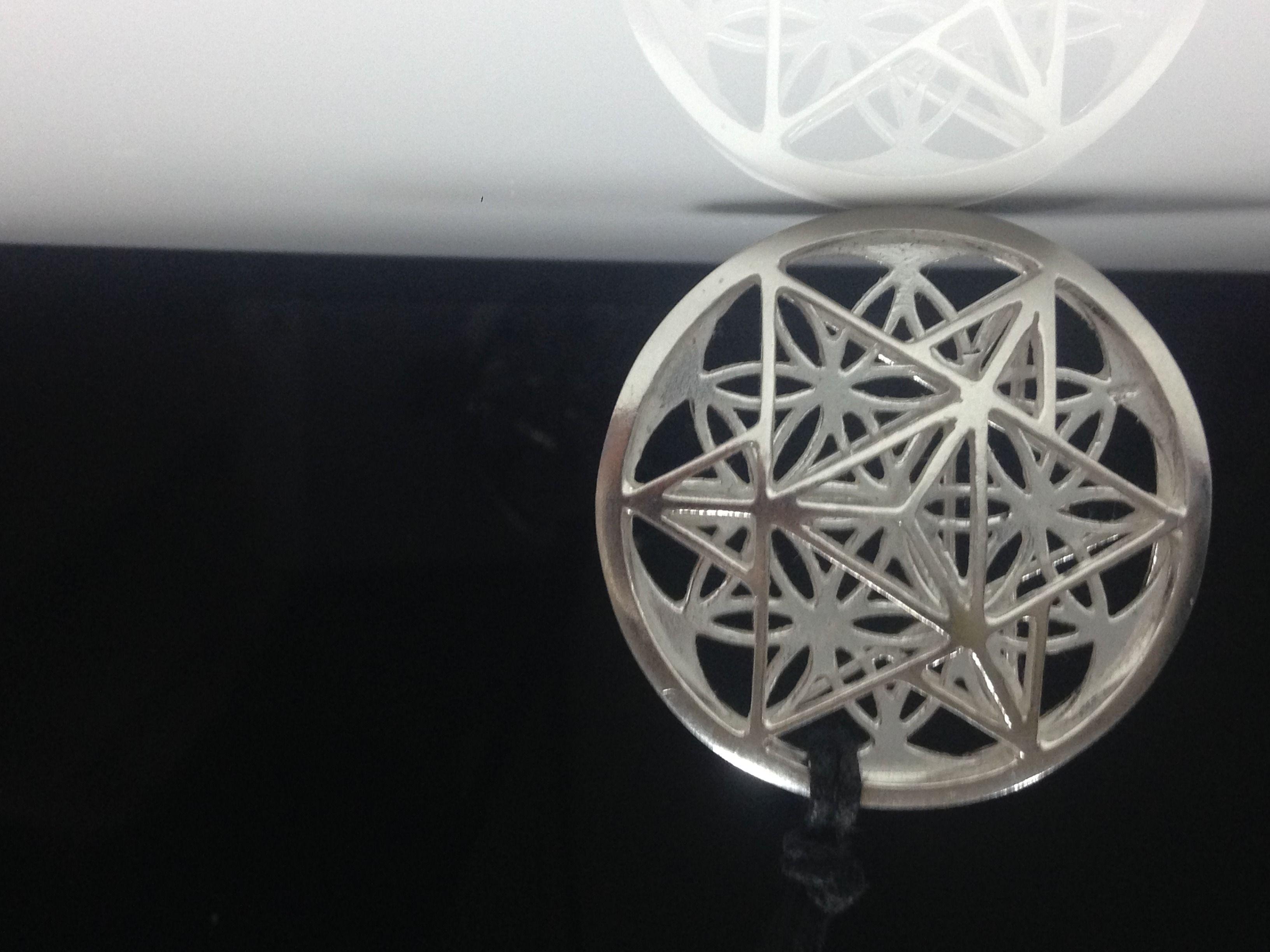 Flower Of Life Pendant 3d Model 3d Printable Stl