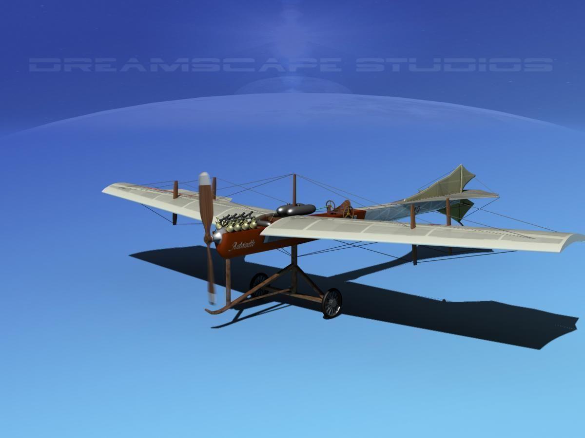 Antoinette Monoplane V01