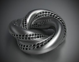 Print Jewel model01 3D Model