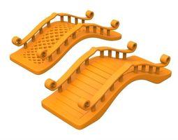 3d print model bridge
