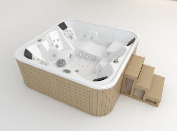 whirlpool iii 3d model max 1