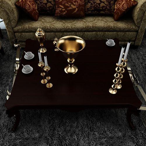 Sofa set 0303D model