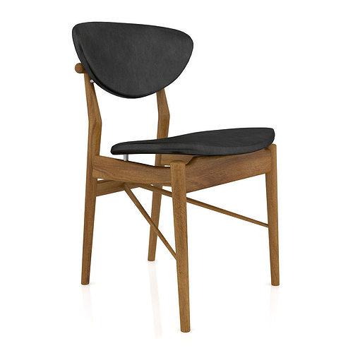 Finn Juhl 108 Chair 3D model  sc 1 st  CGTrader & Finn Juhl 108 Chair 3D | CGTrader