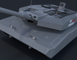 Leopard MBT REVOLUTION 3D