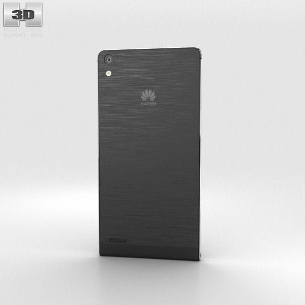 Huawei Ascend P6 S Black