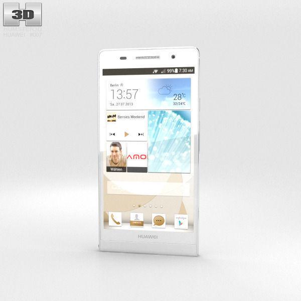 Huawei Ascend P6 S White