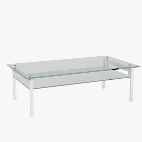 Contemporary Glass Table3D model
