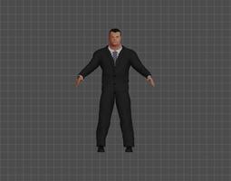 Gentleman 3D Model