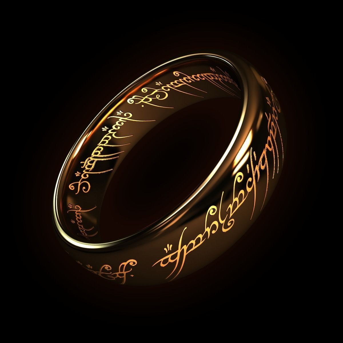 Lord Of The Rings Ring For Sale