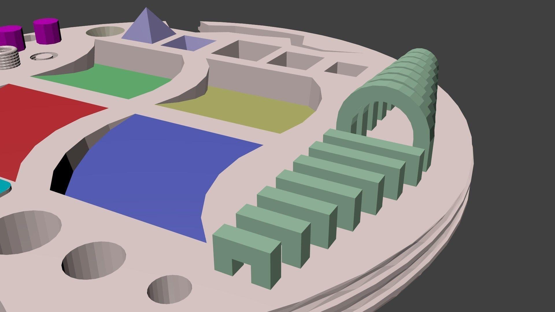 Microsoft 3d builder test model by raidenm free 3d for 3d setup builder
