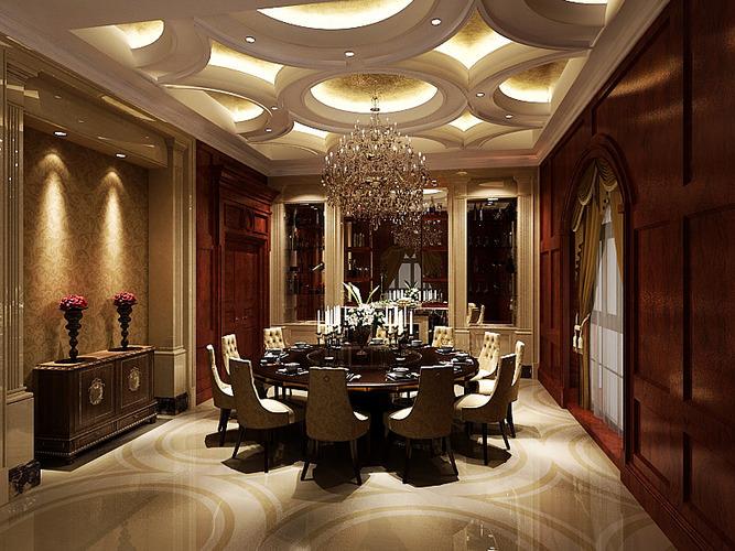 Dining room 1343D model