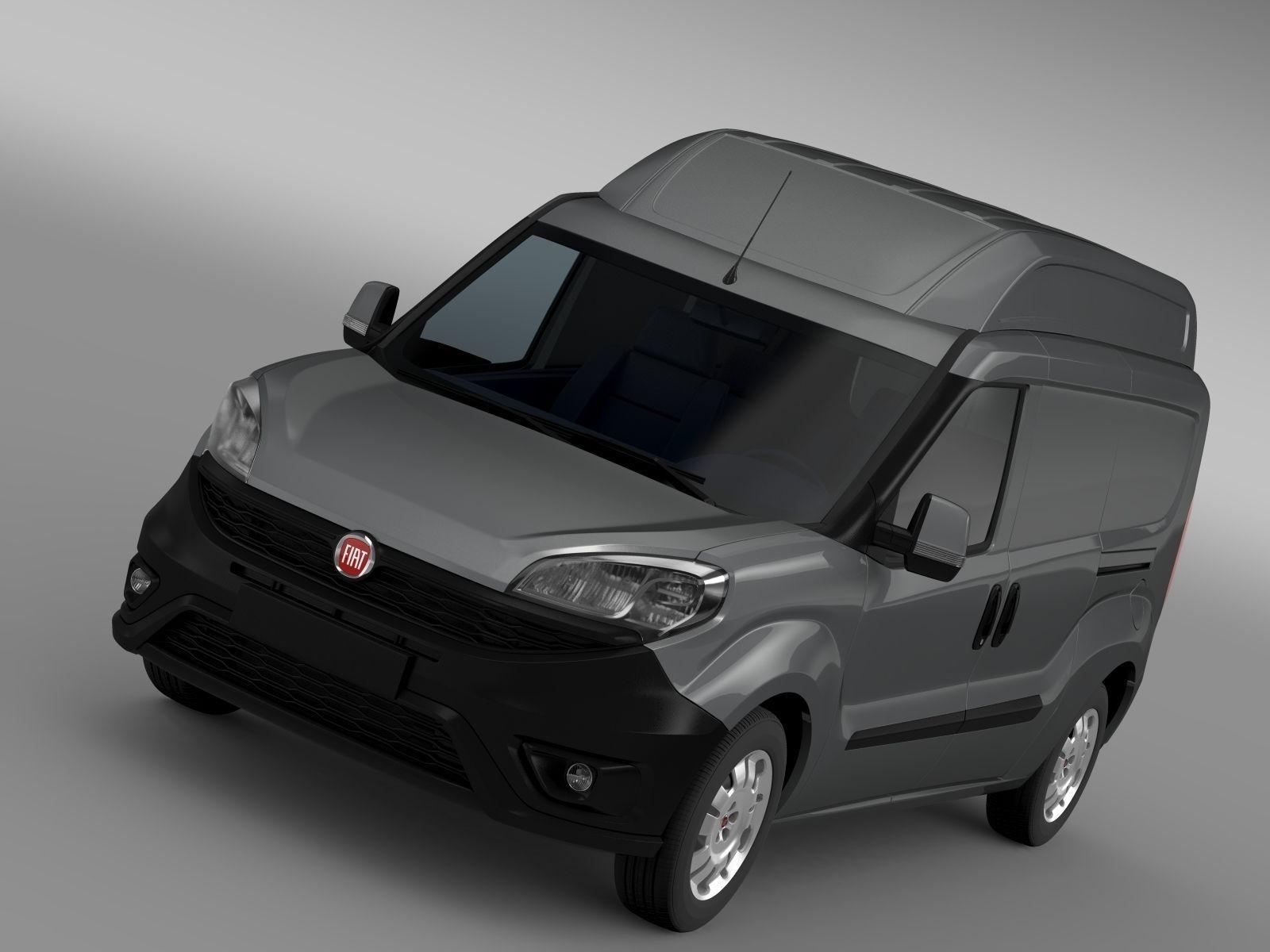 Fiat Doblo XL 263 2017
