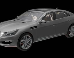Dosch 3D - Car Details 2015 3D Model