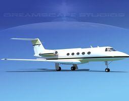 Grumman Gulfstream C-IIB V13 3D