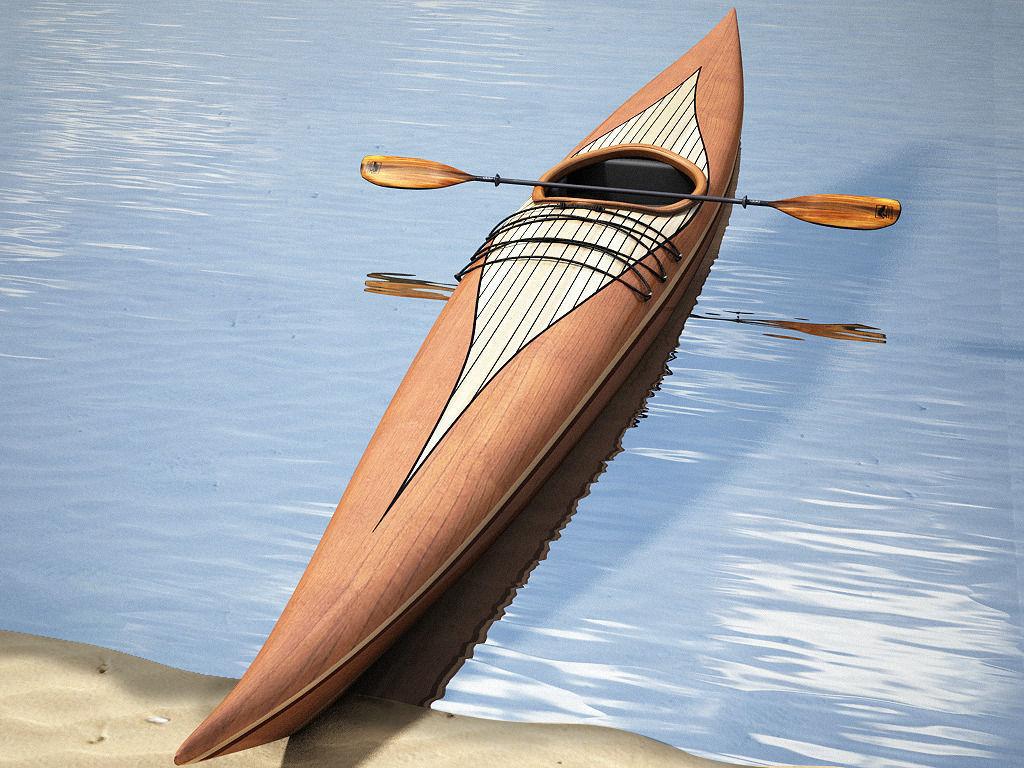 Guillemot kayak