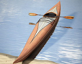 3D Guillemot kayak