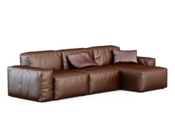 3d jesse daniel sofa