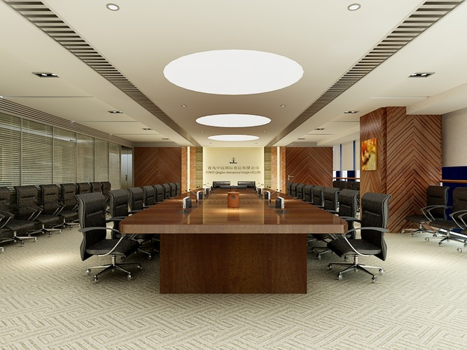 Conference Room 0973D model