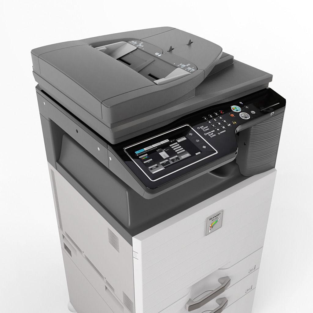 Sharp mx-m503n printer