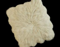3d skin sheepskin 01