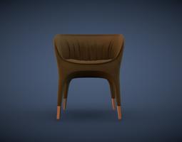 3d model elroy 02012 chair