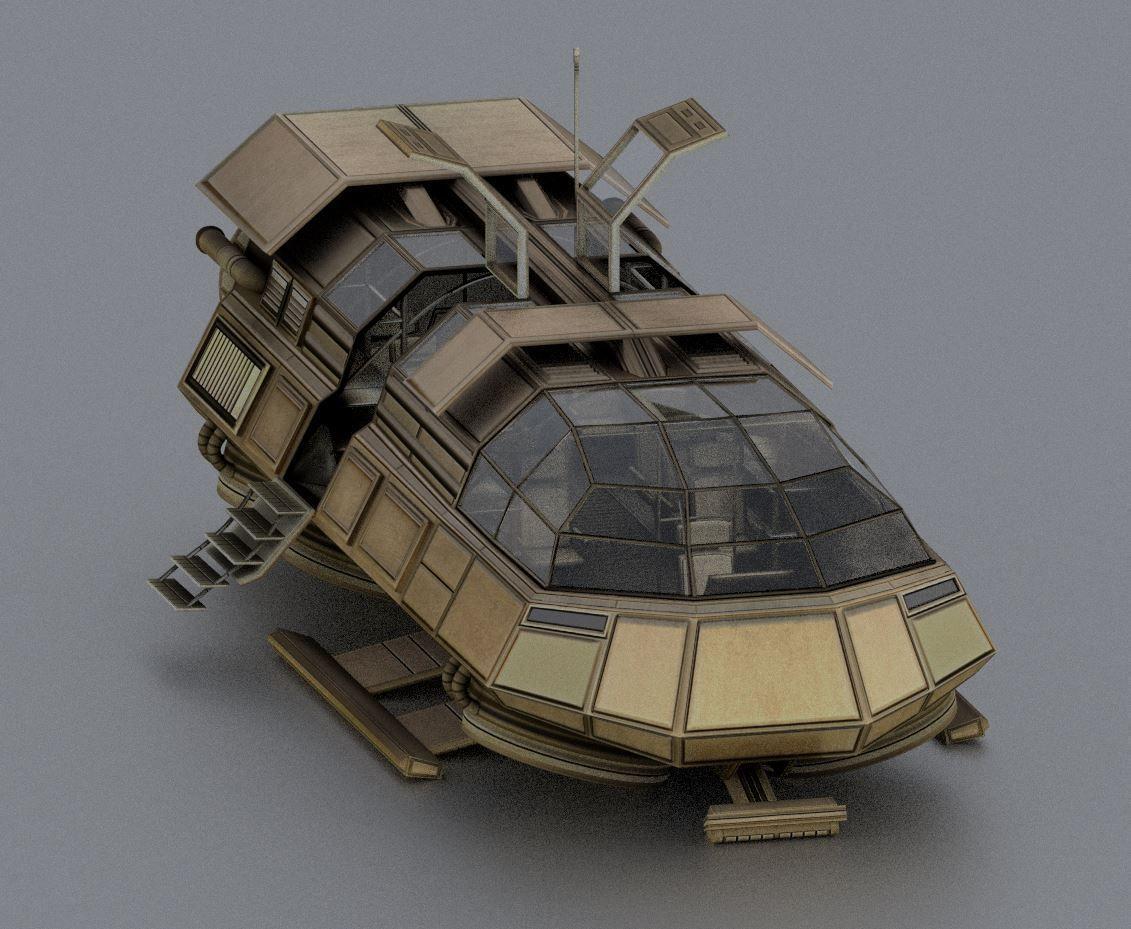 sci fi space shuttle craft - photo #24