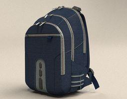 3D backpack targus
