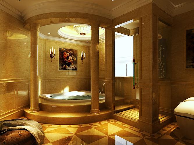 3d floor bathroom cgtrader for New model bathroom