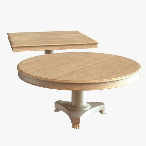 john hutton gargantua dinning table3D model