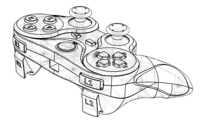 xbox 360 controller led diagram  xbox  get free image