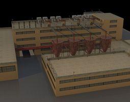 3D model Factory