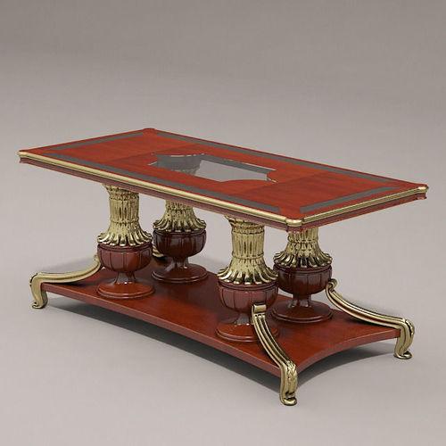 Tea table 3d model max for Table design 3d model